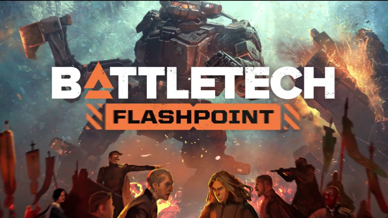 Buy BATTLETECH Flashpoint from the Humble Store