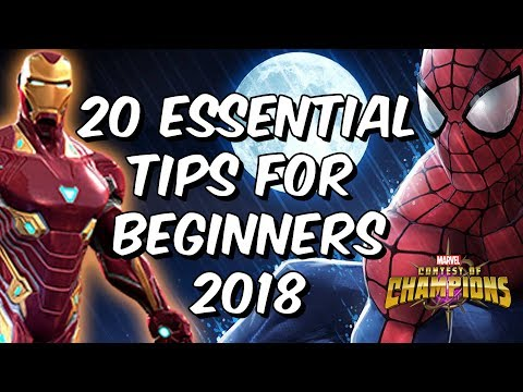 20 Essential Tips For Beginners 2018 - Marvel Contest Of Champions Mp3