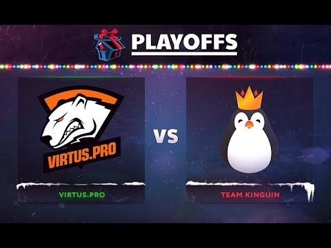 Virtus Pro vs Team Kinguin - DOTA Summit 8 LAN Finals G2