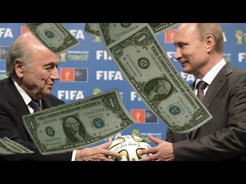 Fifa: Who are its sponsors?