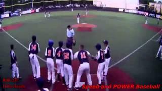 Mini Clip  Clifton Homerun at Baseball Heaven1
