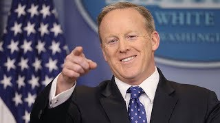Sean Spicer notable moments