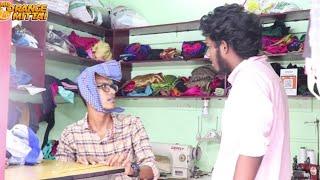 Tailor shop prank | Tamil prank | Mr orange mittai | prankster |