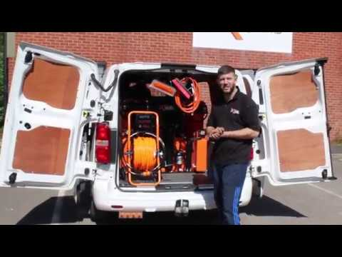 XTank Walkaround 500ltr 2 Man System - XLine Systems
