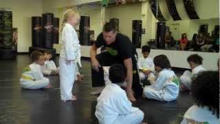 Karate in Austin - Little Champions for ages 4-6