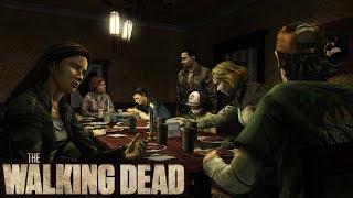 """""""STARVED FOR HELP"""" Telltale The Walking Dead Season 1 Episode 2 (FULL EPISODE)"""
