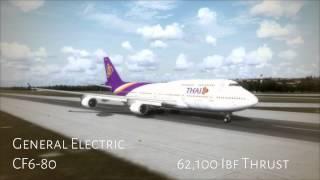 Video FSX | Boeing 747 PW vs GE vs RR sounds download MP3, 3GP, MP4, WEBM, AVI, FLV Agustus 2018