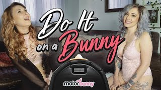 Do It On A Bunny: Game Night with Motorbunny! (Feat. Lilly Allegro & Leza Lush)