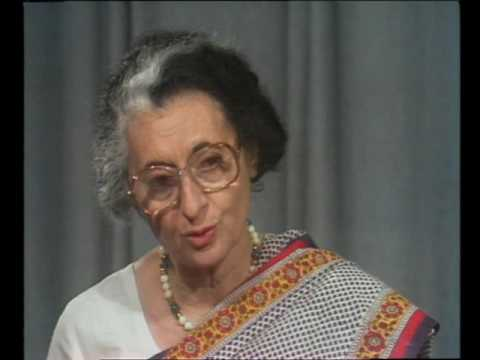 Conversation between Indira Gandhi and Rakesh Sharma