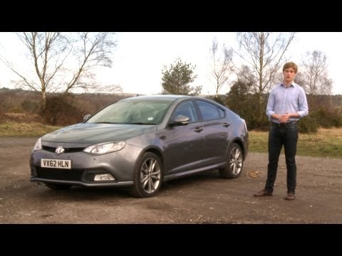 2013 MG6 review - What Car?