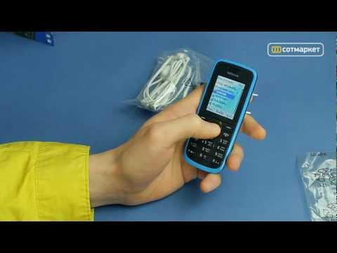 Видео обзор Nokia 109 от Сотмаркета