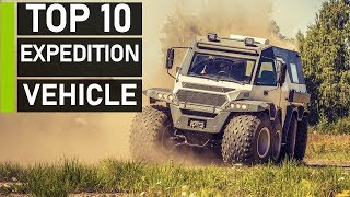 Top 10 Best Expedition Vehicle Trailer You Need To See Youtube