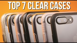 Best iPhone 7/iPhone 8 Clear Cases - Top 7