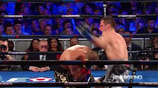 Fight highlights  Sergey Kovalev vs  Igor Mikhalkin HBO World Championship Boxi