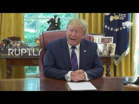 USA: 'The Democrats are clowns' - Trump on impeachment threats