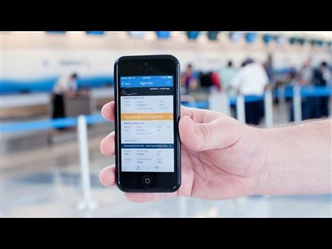 Are Airline Apps a Traveler's Best Friend?