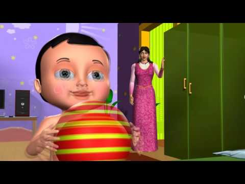 Johny Johny Yes Papa Nursery Rhyme   3D Animation English Rhymes & Songs for Children 4