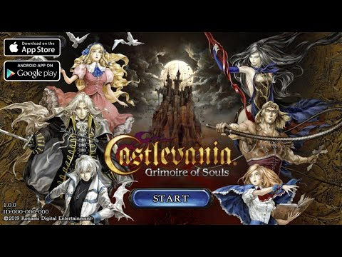 CASTLEVANIA: Grimoire Of Souls - APK DOWNLOAD - GAMEPLAY ANDROID/ IOS