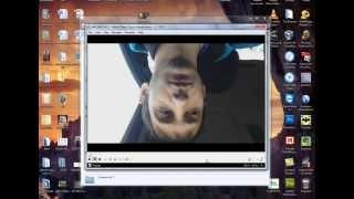 Как развернуть видео на 90 градусов в Windows media