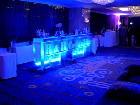 Mobile Tail Ice Bar Hire For Weddings
