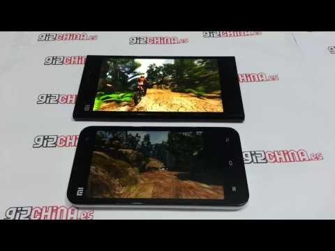 Xiaomi Mi3 vs Xiaomi Mi 2S - GFXBench - Gizchina.es