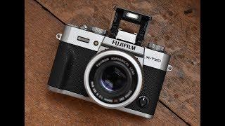 Đánh giá Fujifilm X-T20 - máy đỉnh trong dòng crop bán chuyên