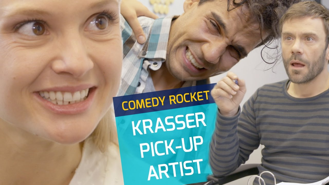 Krasser Pick Up Artist So Spricht Man Frauen An Youtube