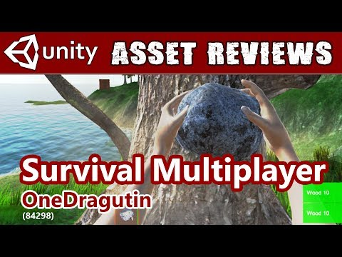 Unity3D Asset Kit Reviews - Survival Multiplayer
