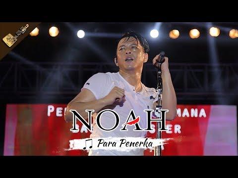 NOAH TERBARU | Para Penerka | Apache Feel The BLACKGOLD Concert | CIREBON 14 Oktober 2017