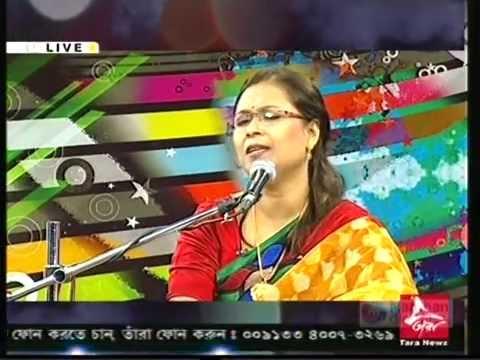 """Ek Radha Ek Meera""  by SUKANYA (Live on Tara Music Channel)"