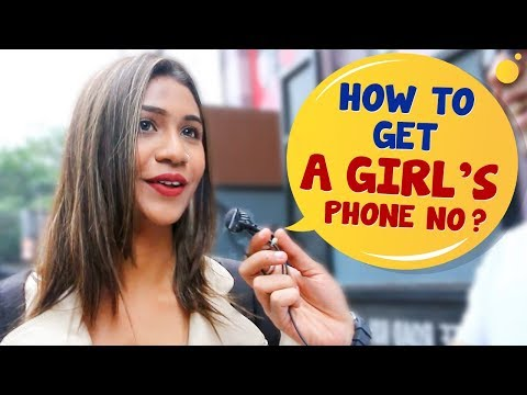 How To Ask Girl Her Number?  Kolkata Girls Open Talk  Boys Must Watch  Wassup India Funny s