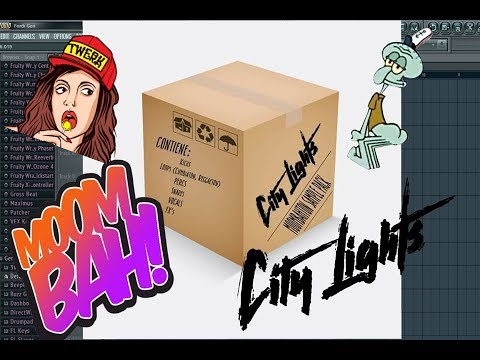 Sample Pack Moombahton/Dembow/Reggaeton/Cumbiahton | by City Lights