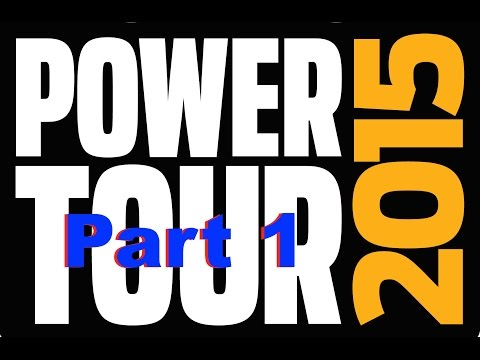 HOT ROD Power Tour 2015 with AGearHead4Life - PART 1