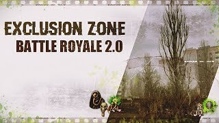 """Warface Battle Royale 2.0 on new map """"Exclusion Zone"""" 