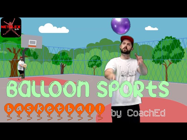 CoachEd: Balloon Sports Basketball