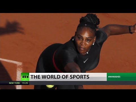 RT America: Changes In WTA Ranking Rules After Serena Controversy