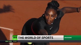 Changes In WTA Ranking Rules After Serena Controversy