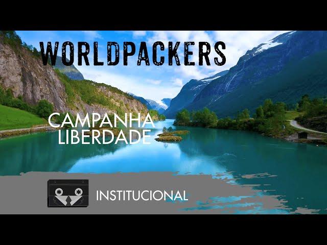 Worldpackers Academy -  Campanha Liberdade