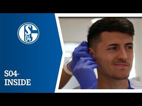 Leistungstests auf Schalke