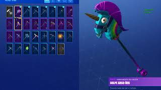 EXCHANGE ACCOUNT OF FORTNITE (RARE SKINS) CONTACT IN DESCRIPTION