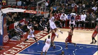 Nba's top 10 dunks of 2010