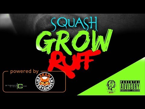 Squash - Grow Ruff - September 2017