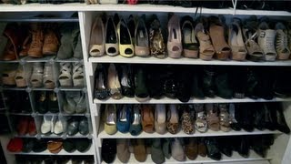 The Amazing Closet Of Allison Hagendorf - Tiny, Eclectic Amazing Spaces Video