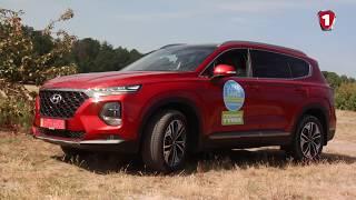 Suv&Sand: Тест-Драйв Hyundai Santa Fe (Хендай Санта Фе) От Знаменитостей