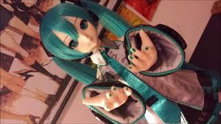 Download VOLKS Dollfie Dream Hatsune Miku 初音ミク Mp3 and Videos