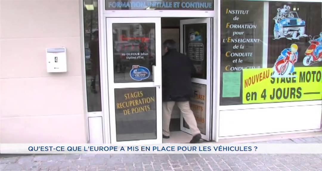 L'Europe et vous … les véhicules