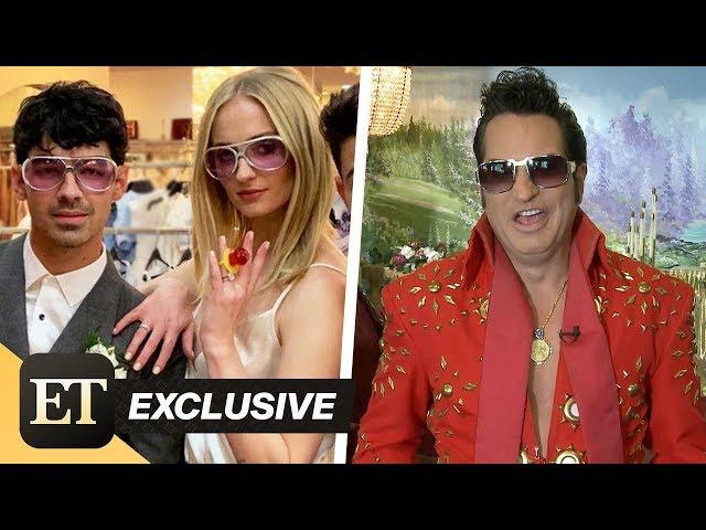 Joe Jonas and Sophie Turner's Wedding: Inside Details From Reverend Elvis! (Exclusive)