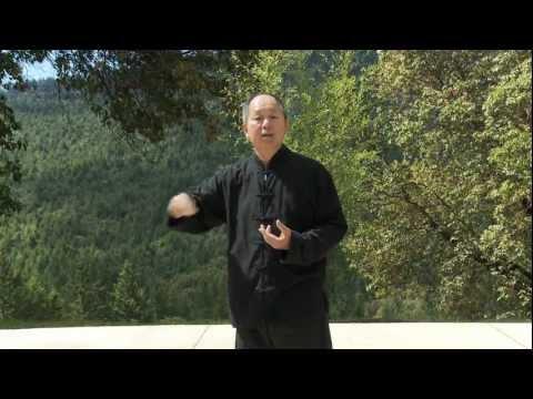 Yang Tai Chi for Beginners 11minute  YMAA  Dr. Yang, JwingMing