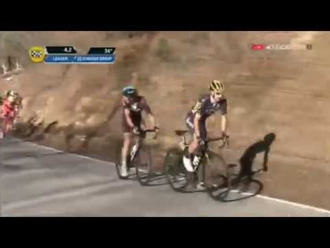 Tirreno Adriatico 2017. Stage 4