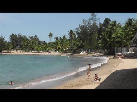 Puerto Rico Surfing - Jobos Beach - Jonathan Wallhauser - 2012